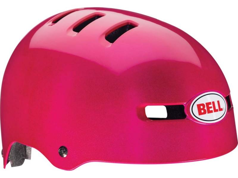 BMX Přilba Bell Faction pink vel. M