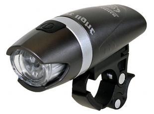 Světlo přední SMART BIG EGG 184WW 2Watt černá