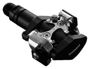 MTB pedály Shimano PD-M505L černé